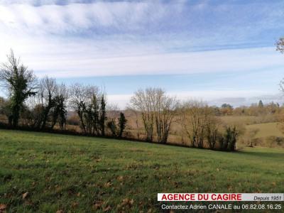 3700 m² au calme Aurignac