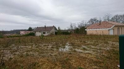 Terrain Pouillon 460 m²