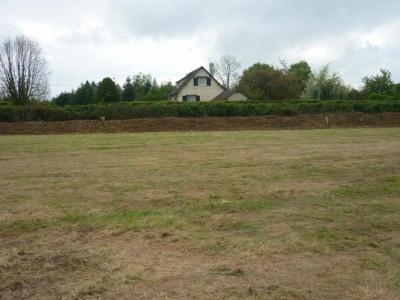 Terrain 1012 m²