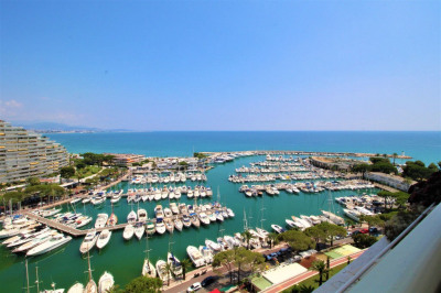 Apartment 2 rooms 47 m² in Villeneuve Loubet