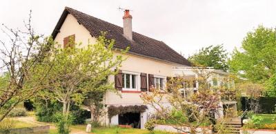 Maison avec véranda ST AIGNAN LE JAILLARD - 4 pièce(s) - 127 m2