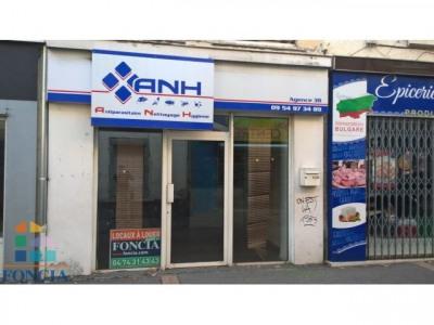 Péage, hyper centre, Local commercial de 50M² env