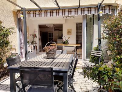 A vendre appartement 3 pièces rez-de-jardin au Cannet, 72 m²