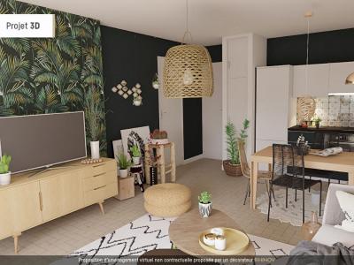 Le Cailar - 3 pièce(s) - 50 m²