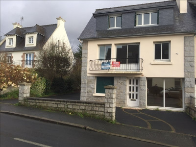 Sale house / villa Lannion
