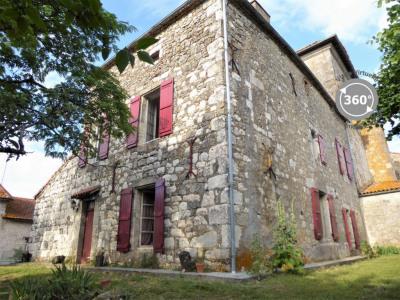 Maison de village st salvy - 5 pièces - 195 m²