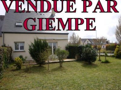 Maison 4 pièces-91 m²-Pellouailles-les-Vignes