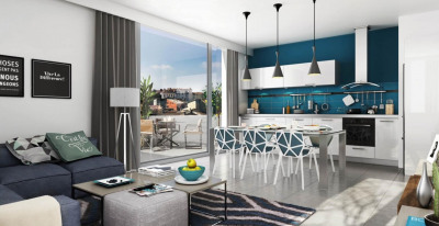 Vente appartement Nancy (54100)
