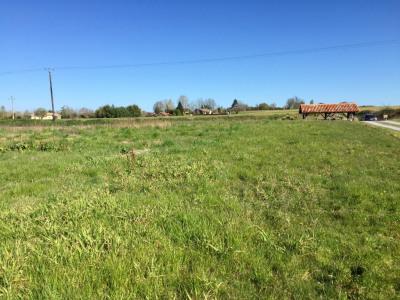 Terrain proche Pontonx Sur L Adour 1518 m²