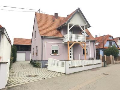 Maison gries 110m²