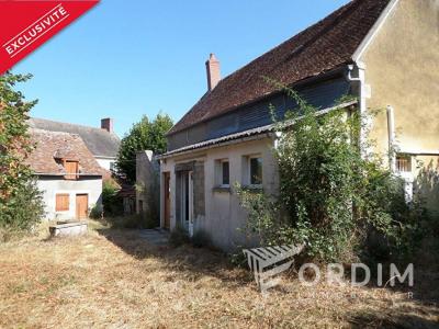 Maison ancienne avec dépendances sur 1195 m²