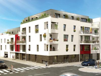 Appartement 3 pièces - Résidence Mondragon - Quar