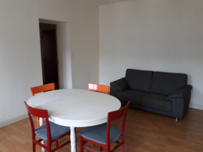 Saint-omer - T3 meublé en résidence