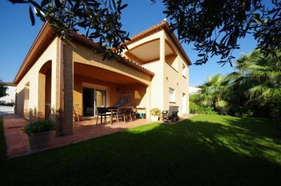 Villa 4 faces, proche plage et port d'Argeles-sur-mer