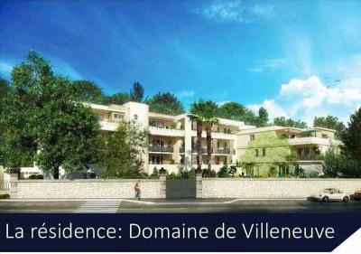 APPARTEMENT NEUF VILLENEUVE LES AVIGNON - 3 pièce(s) - 60 m2