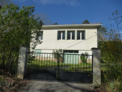 Maison sur sous-sol Monsempron Libos