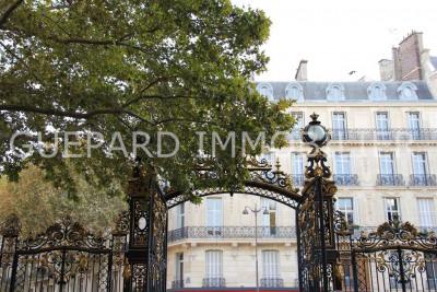 Rotonde du Parc Monceau - 10 pièces - Familial / Réception