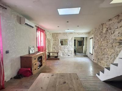 Maison en pierre de taille 105 m² tarascon