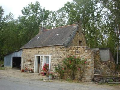Vente maison / villa Lusanger
