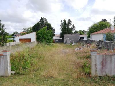 Terrain Challans 838 m²