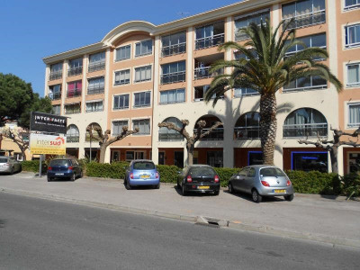 Vacation rental apartment Frejus
