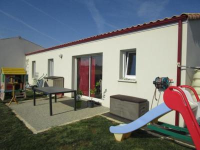 Maison de plain pied chauray - 5 pièce (s) - 98 m²