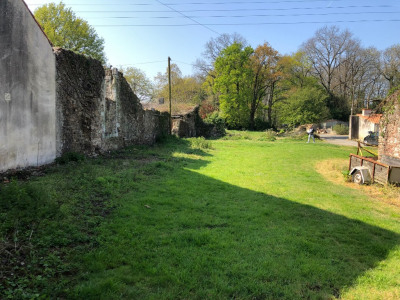 Terrain constructible st philbert de grand l. - 645 m²