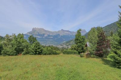 Terrain constructible, 1051 m², Saint Gervais Les Bains