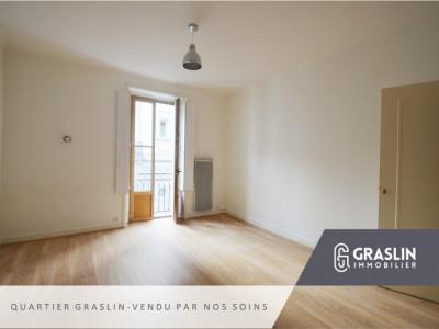 Appartement nantes - 2 pièce (s) - 33 m²