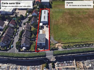 Locaux d'activé entrepôt et bureaux à Lagny sur Marne