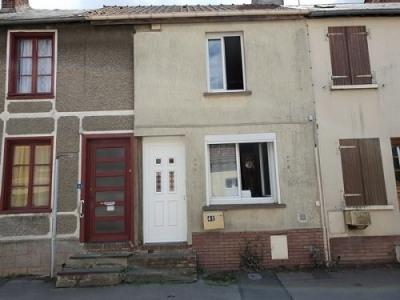 Maison de ville située à Grandvilliers