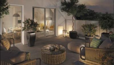 Appartement duplex a vendre Paris xiv 5 pièces