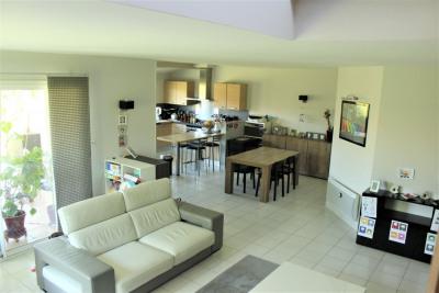 Maison 130 m² avec garage et jardin