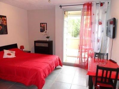 Vente de prestige appartement Balaruc les bains 90000€ - Photo 2