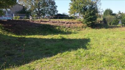 Terrain constructible moisdon la rivière - 750 m²