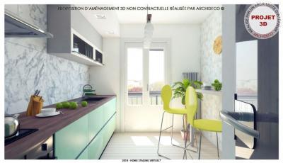 Appartement T4 COLOMIERS village