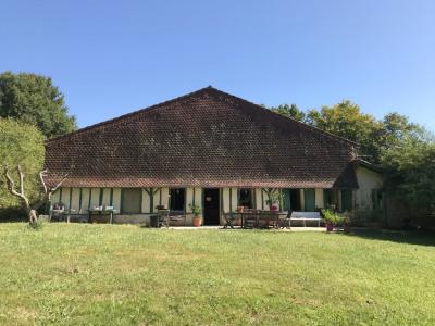 Maison ferme landaise
