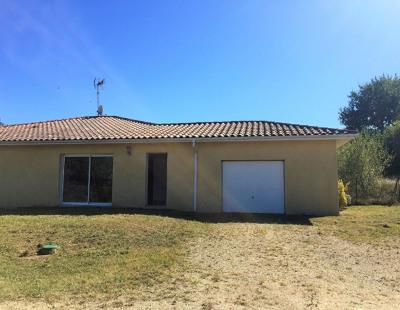 Maison Mitoyenne 84 m² sud DAX