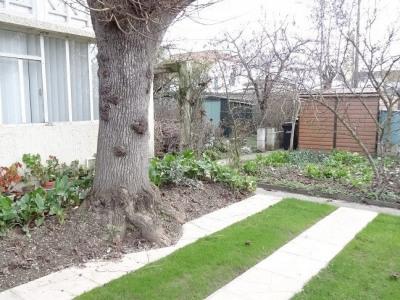 Agen quartier palissy - maison des années 30 avec jardin