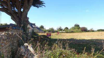 Terrain constructible - 580 m² - KERVIO Île d'Arz
