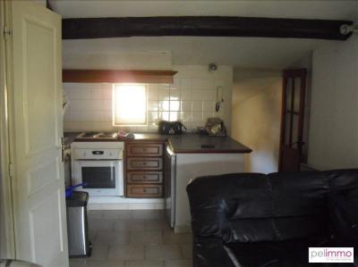 Appartement eyguieres - 2 pièce (s) - 32 m²