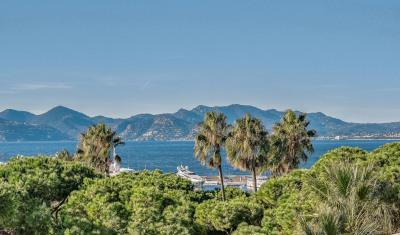 Appartement Cannes Croisette Vue Mer Cannes
