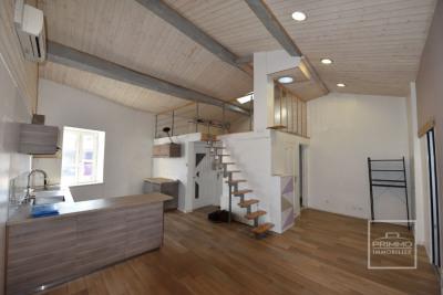 Lissieu centre: Appartement Duplex de 93 m² entièrement rénové
