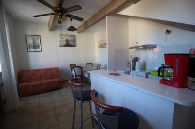 Appartement T2 port vendres - 2 pièce (s) - 38 m²