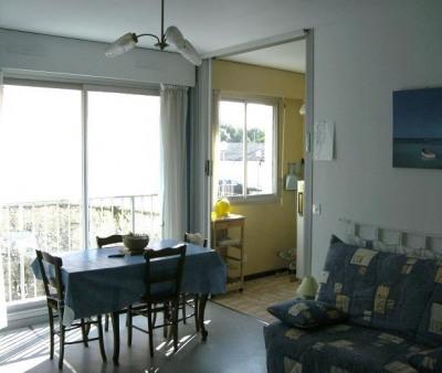 Studio 30m²plein centre proche plage et lac
