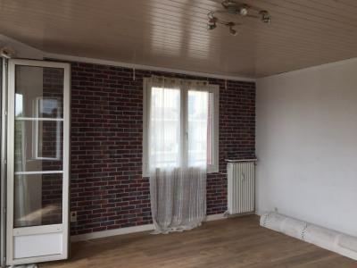 Appartement au dernier étage d'un petit immeuble