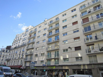 Grand 2 pièces 54 m². Balcon. Parking et cave