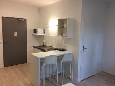 Studio NANTES - 1 pièce (s) - 20.5 m²
