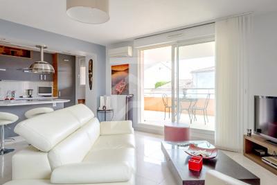 Magnifique appartement T3 avec terrasse, garage et parking