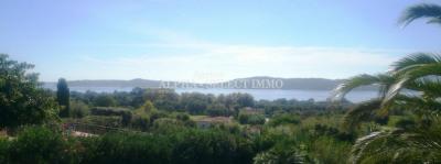 Villa Golfe de St Tropez - Belle vue sur mer et St Tropez